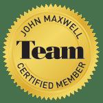 John Maxwell Certified Team Member